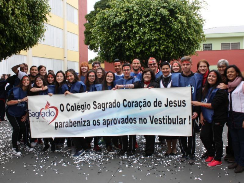 Educandos conquistam Primeiros lugares no Vestibular UEPG