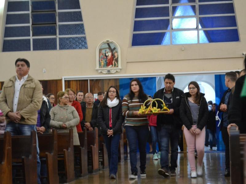 Celebração Eucarística pelos Pais e Abertura da Semana da Família