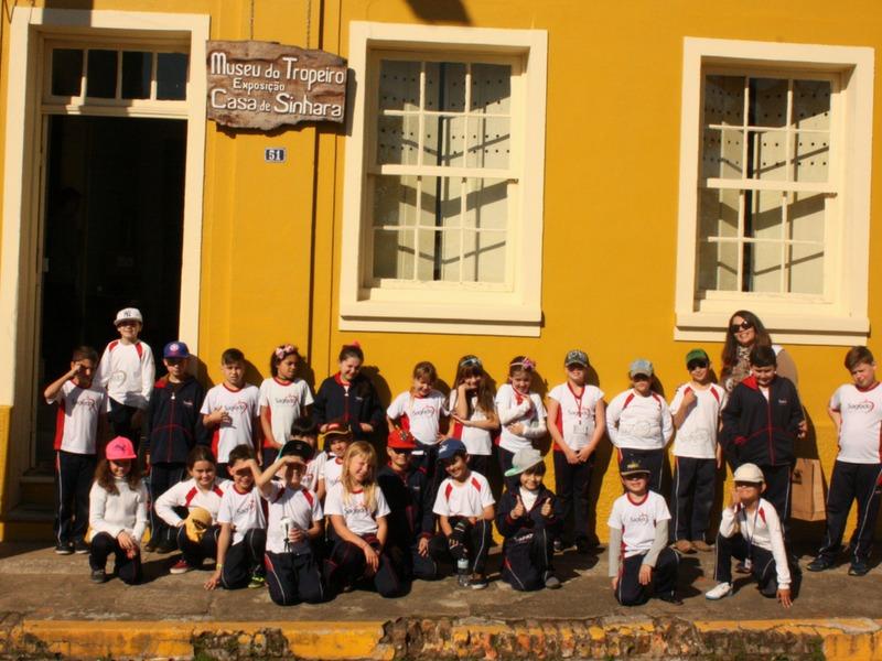 Visita ao Museu do Tropeiro