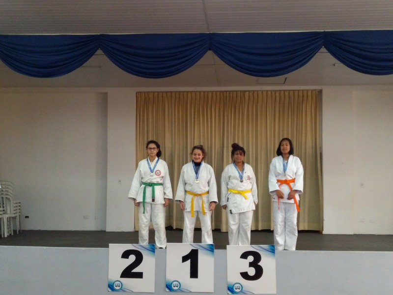 Educandos conquistam 1º lugares no Circuito Municipal de Judô em Ponta Grossa