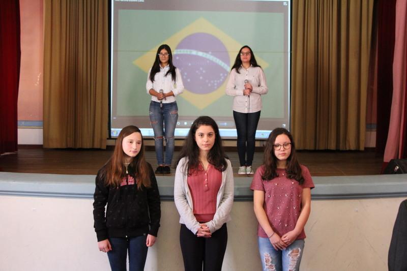 JORNAL HISTÓRICO - A INDEPENDÊNCIA DO BRASIL