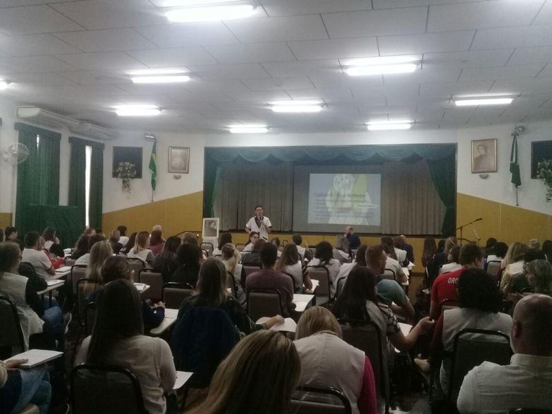"""Pastoral Escolar apresenta a encíclica """"Gaudete et Exsultate"""" do Papa Francisco"""