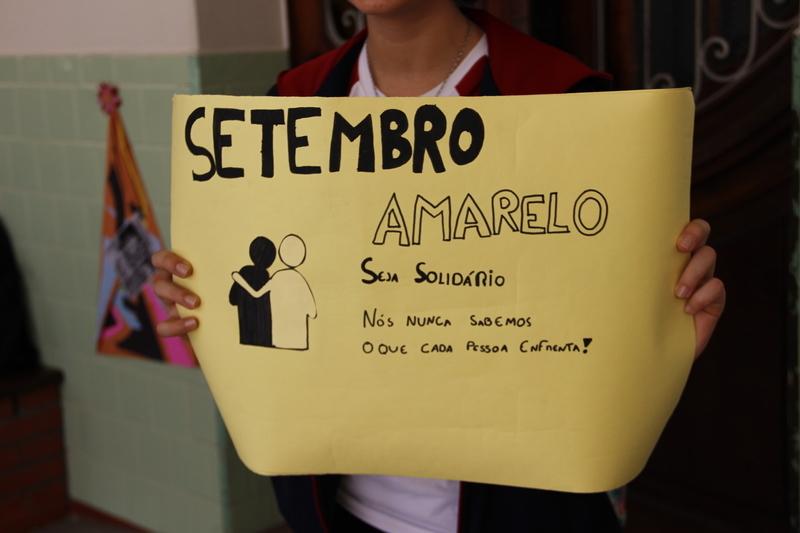Ações de Valorização à Vida mobilizam educadores e educandos do Colégio Sagrado Coração de Jesus, em Curitiba