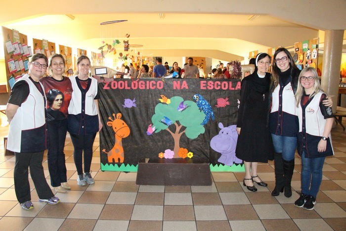 Zoológico na Escola