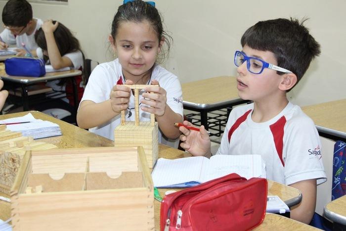 Aprendendo a Unidade de Milhar nos 3ºanos do Ensino Fundamental
