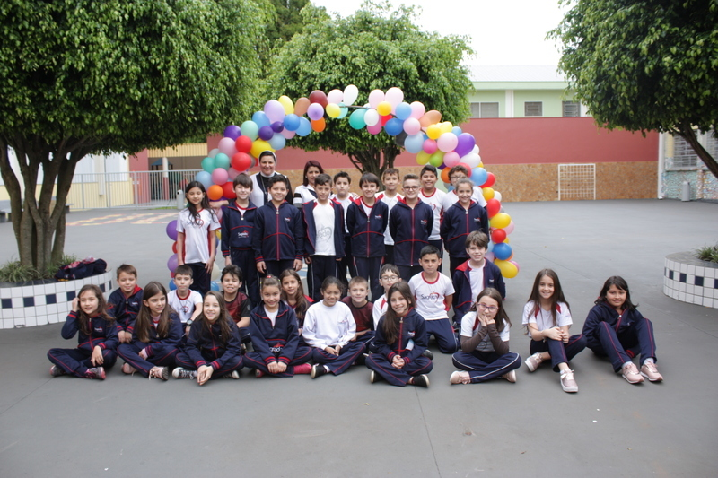 Dia das Crianças - Inauguração de um novo espaço