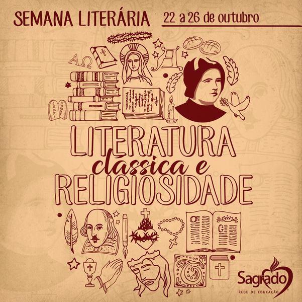 Semana Literária - Literatura Clássica e Religiosidade