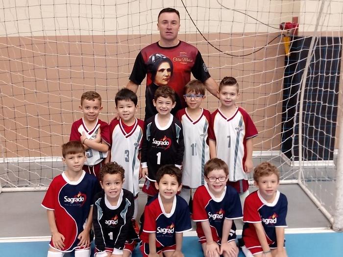 Festival de Futsal do Colégio Imaculada