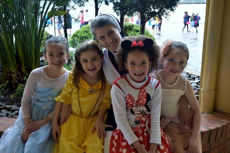 Colégio Sagrado homenageia o Dia das Crianças
