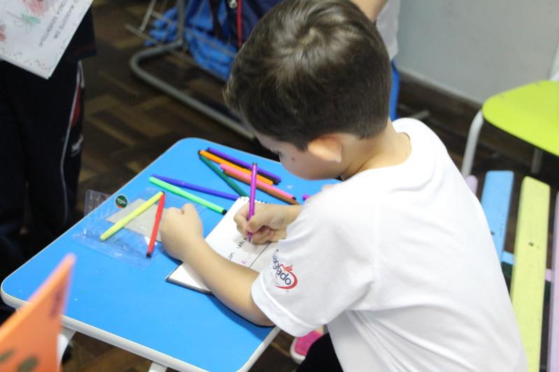 Escritor Mirim - Infantil IV