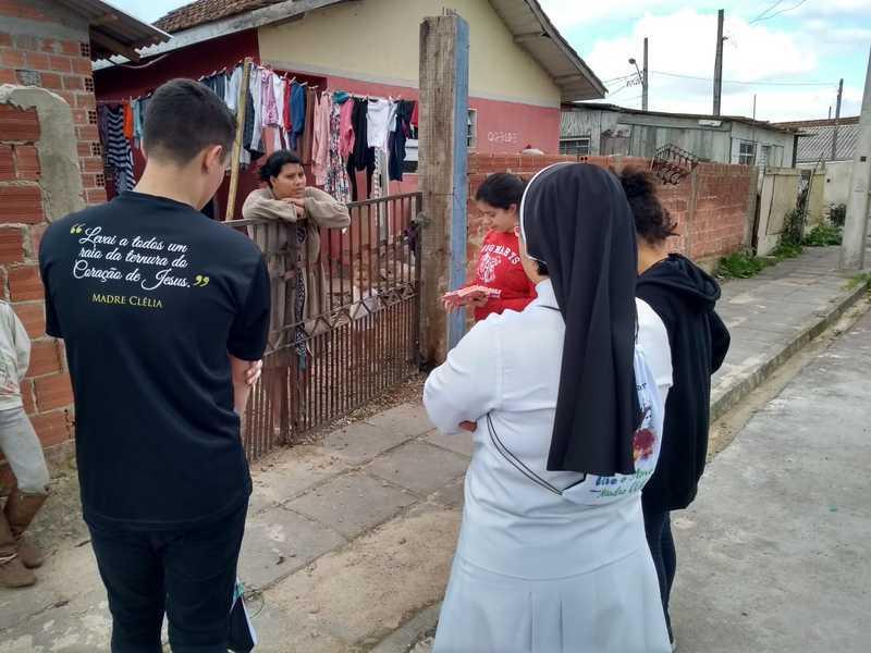 Clelia's Day: Missão Cleliana inspirada em Madre Clélia motiva e inspira educandos