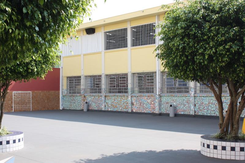 Unidade Educacional de Ponta Grossa realiza melhorias em espaços para educandos