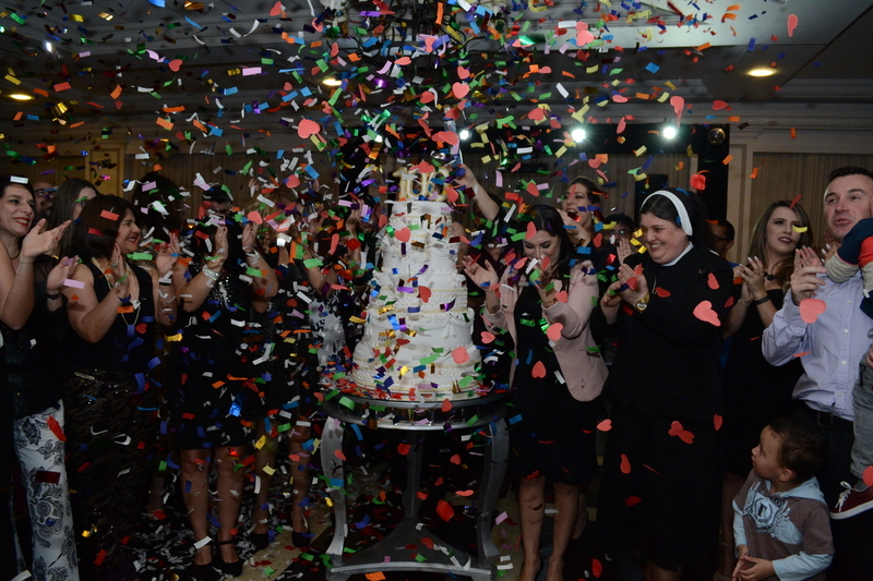 Jantar dançante celebra os 100 anos do Colégio Sagrado Coração de Jesus