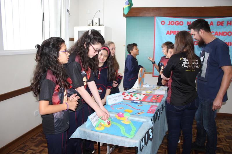 Mostra do Conhecimento: Jogos Cooperativos