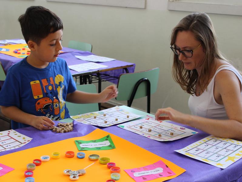 Unidade Educacional Escola São Domingos realiza Mostra de Aprendizagem
