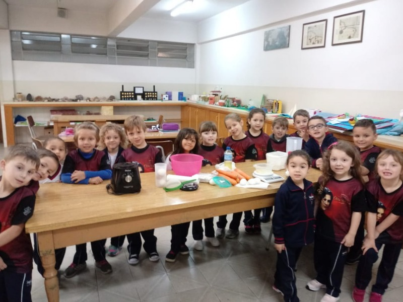 Noções matemáticas – Infantil 5