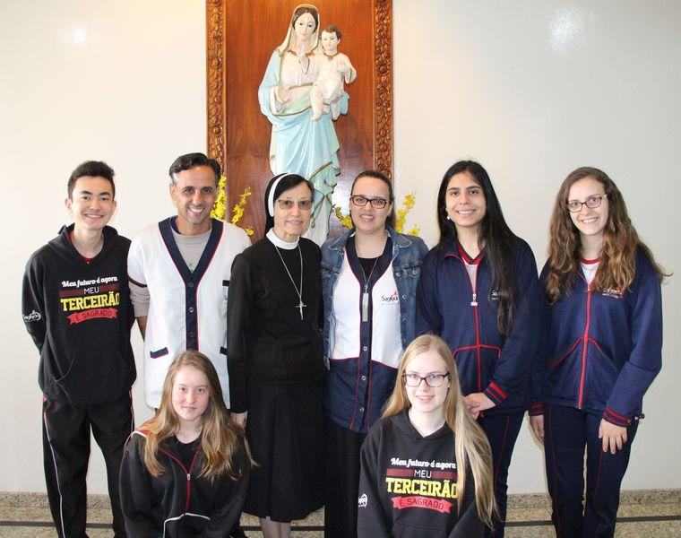 Educandos do Imaculada recebem menção honrosa na 14ª Olimpíada Brasileira de Matemática - OBMEP
