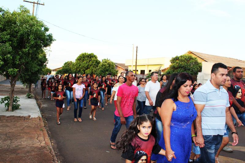 Comunidade Educativa do Clélia Merloni de Florestópolis Homenageia a  Bem-Aventurada Clélia Merloni