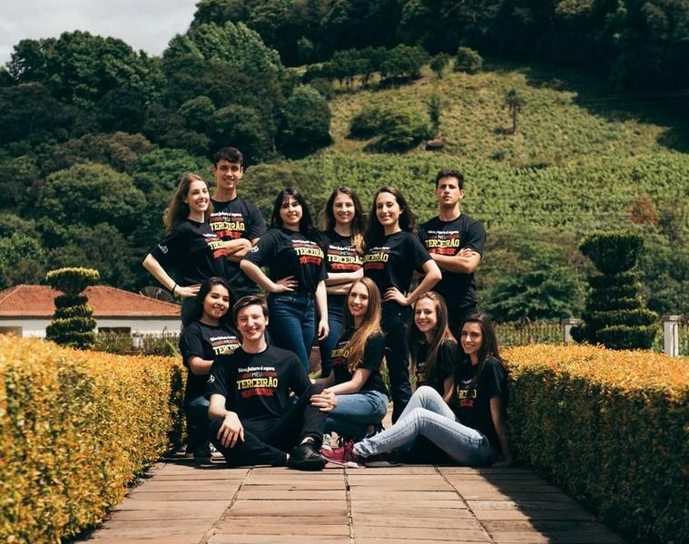 Educandos no Vestibular 2019