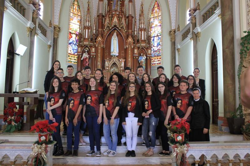 Missa em Ação de Graças aos educandos do 9º ano