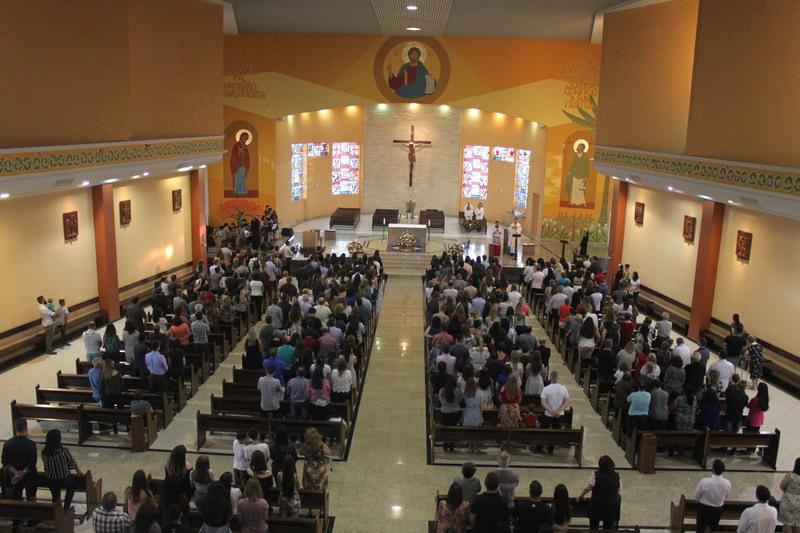 Missa em Ação de Graças pela Conclusão de Etapa - Ensino Fundamental e Ensino Médio