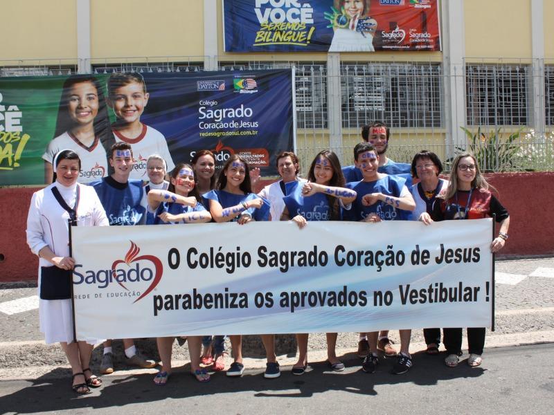 Aprovados no Vestibular de Verão da UEPG (Universidade Estadual de Ponta Grossa)