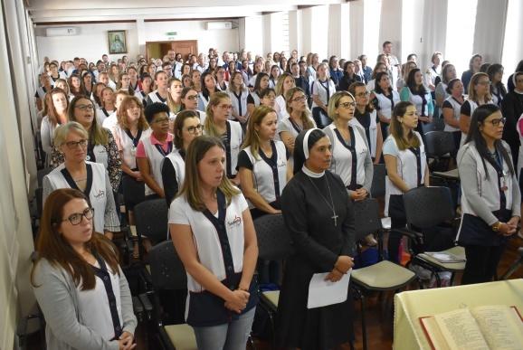 Unidades Educacionais do Rio Grande do Sul participam da Semana Pedagógica em Bento Gonçalves