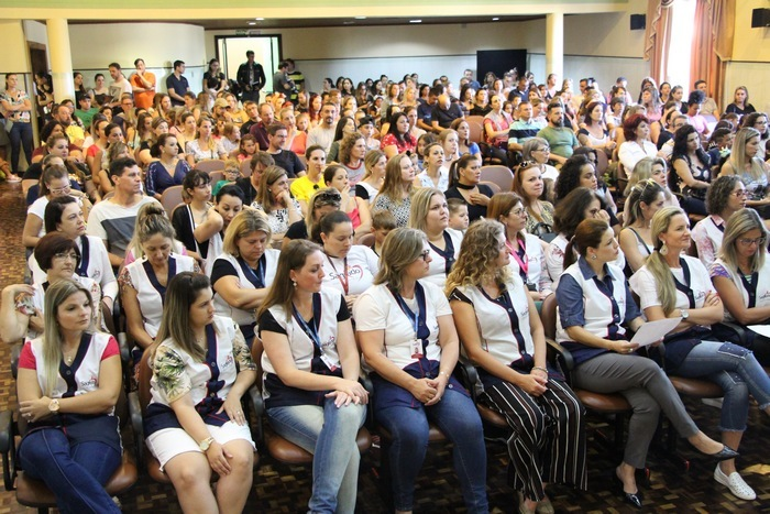 Imaculada realiza reunião de Pais e/Responsáveis Legais dos educandos