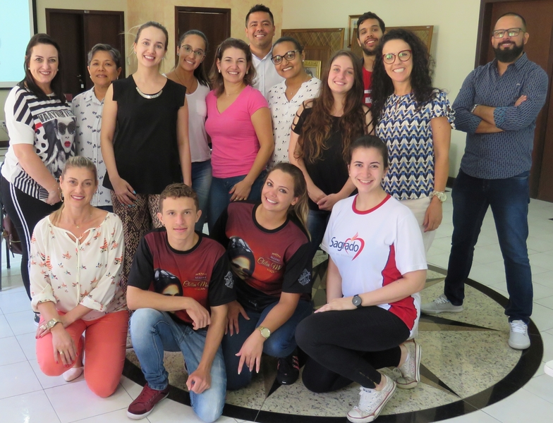 Educadores do Serviço de Comunicação participam de Encontro de Formação Continuada, em Curitiba