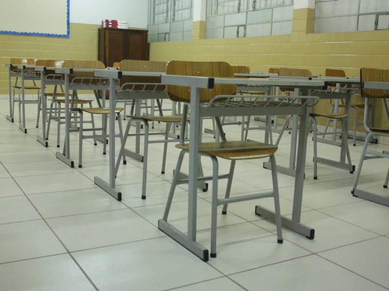 Reforma das Salas de Aula