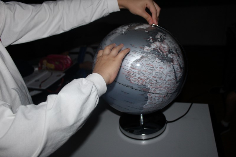 Aguçando o conhecimento cartográfico