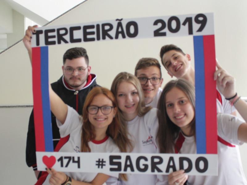 Terceirão 2019 - Colégio Sagrado Coração de Jesus - Ponta Grossa/PR