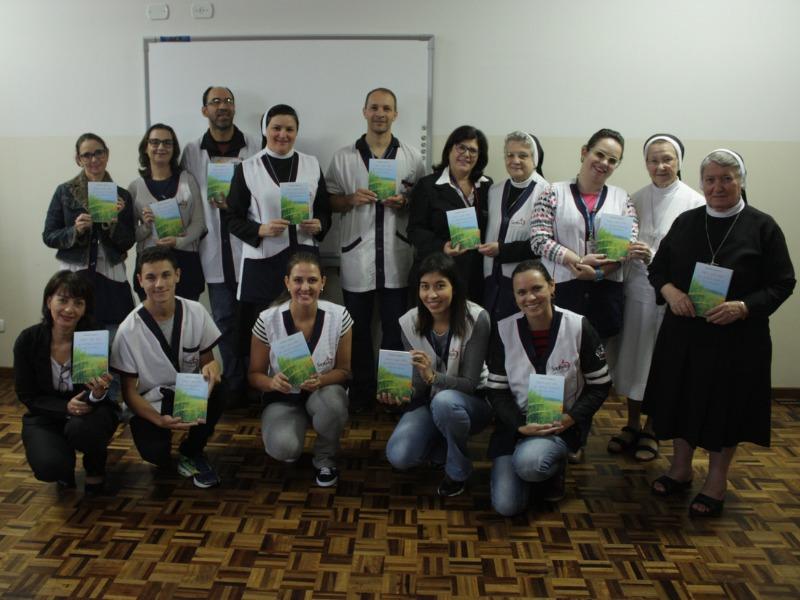 Colégio Sagrado de Ponta Grossa realiza primeira reunião com os Serviços