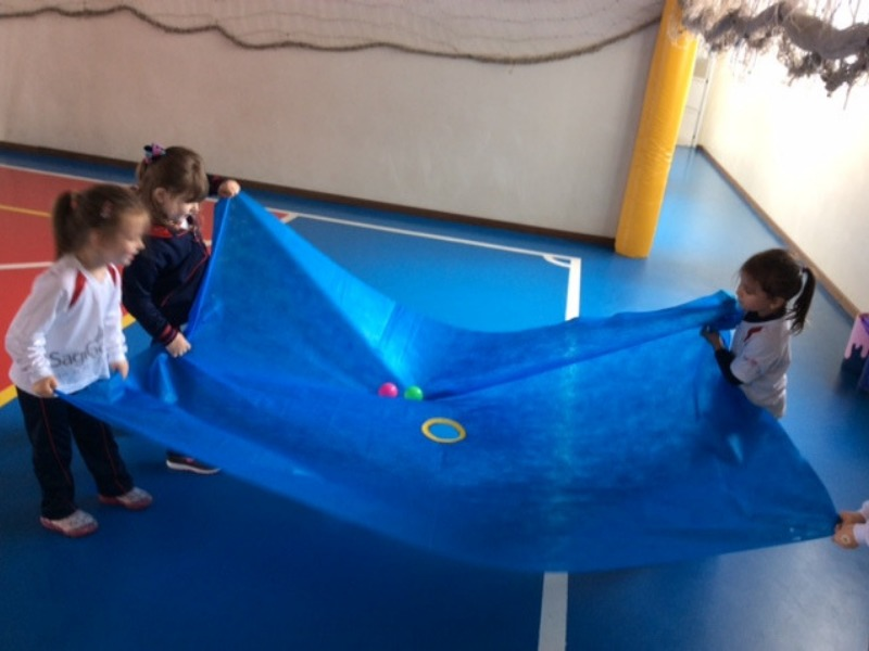 O jogo na Educação Infantil