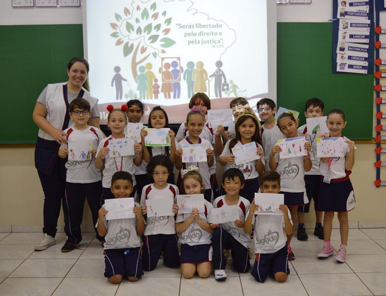 Campanha da Fraternidade 2019 - Crianças Conscientes
