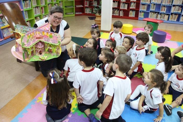 Infantil III e o mundo do Faz de Conta