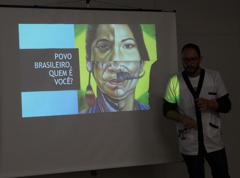 Brasil: música, arte e gente