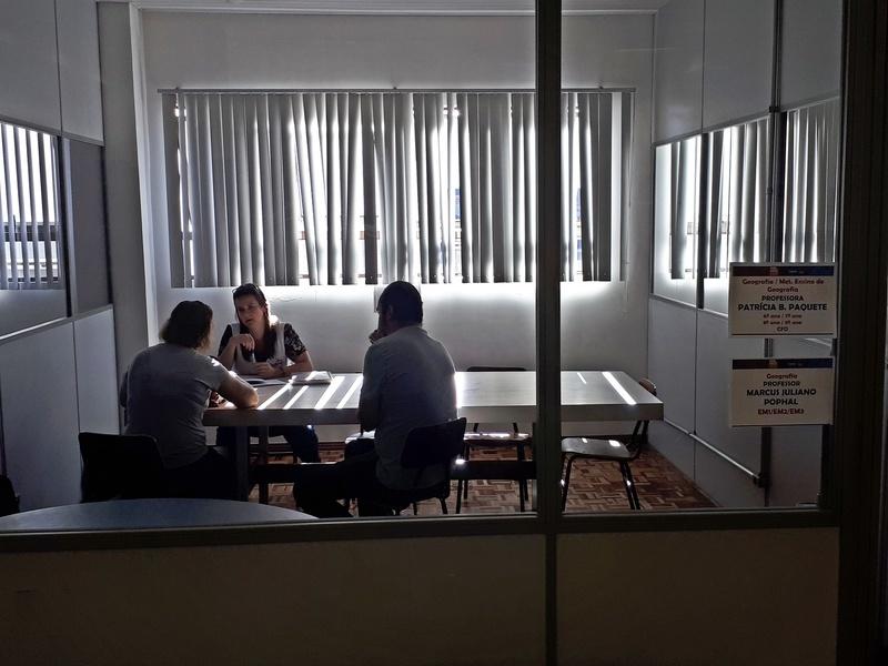 Educadores do Colégio Sagrado Coração de Jesus, em Curitiba, realizam 1º Atendimento Aberto aos Pais de 2019