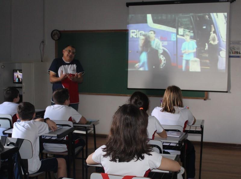 Educandos preparam-se para a Olimpíada de Matemática