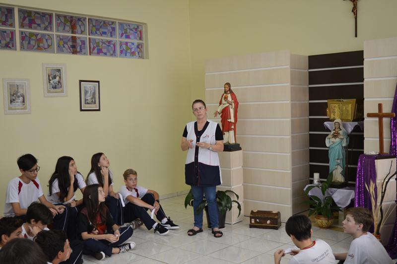 Projeto Bilíngue – Faces of Lent (Faces da Quaresma)