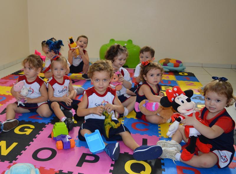 Infantil II: Dia do Brinquedo