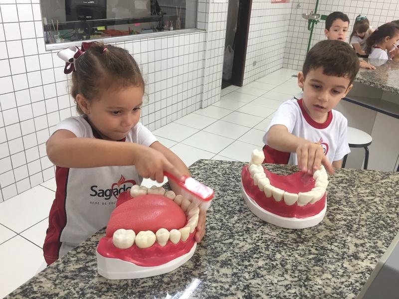 O INFANTIL IV ALERTA!!! Devemos cuidar da nossa higiene