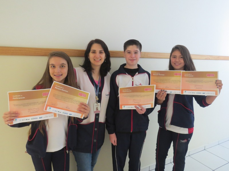 Olimpíada Brasileira de Matemática das Escolas Públicas - OBMEP