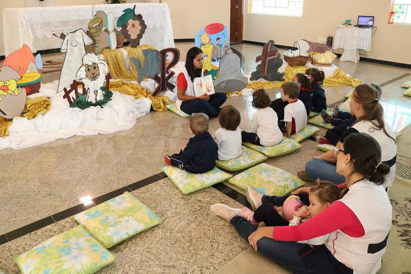 Páscoa, fonte e origem da vida cristã