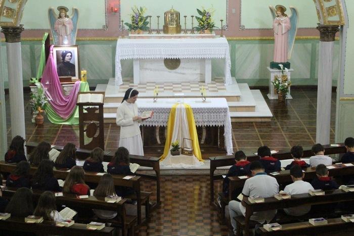 Celebrações e confissão prepararam corações para a grande festa da Ressurreição
