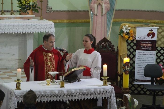 Primeira sexta-feira do mês de maio no Imaculada