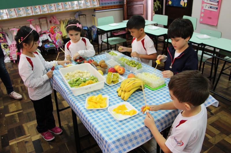 Alimentação Saudável Infantil V