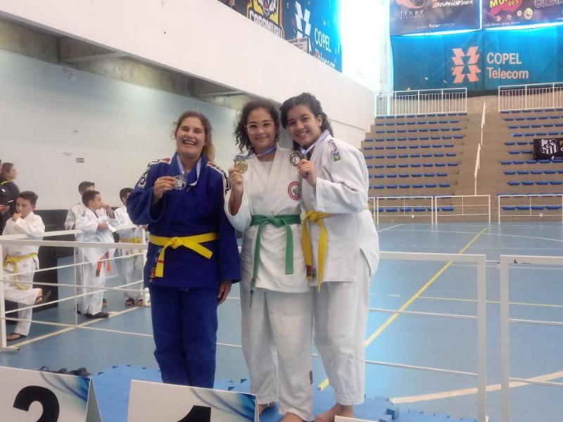 Judocas do SAGRADO PG garantem destaque no JEM