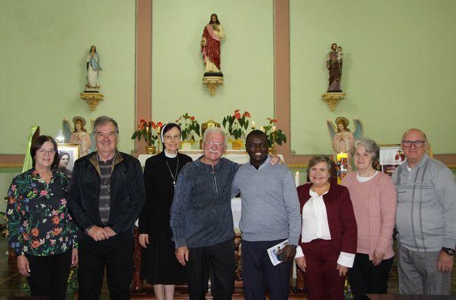 50 anos depois, Imaculada recebe grupo de ex-educandos da década de 1960