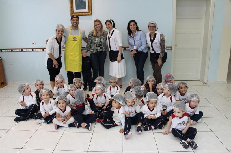 O Café de Portinari – com Chefe de Cozinha Daniel Nicolau Adad